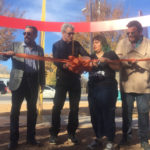 """Working Classroom and Bernalillo County Public Art Unveil """"Vecinos"""" Sculpture!"""