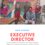 Working Classroom Executive Director announcement 2020